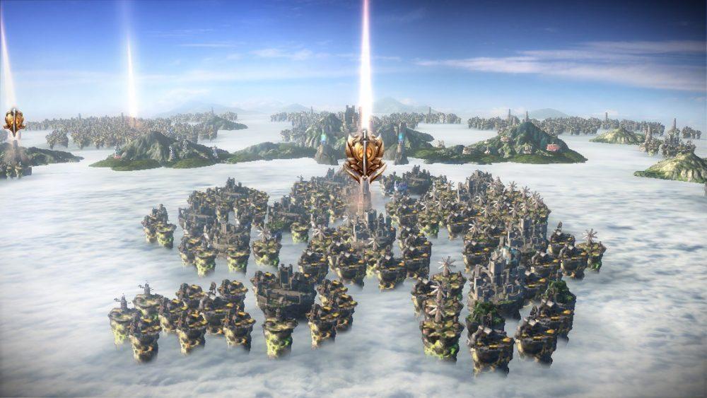 Союзы в Dawn of Titans
