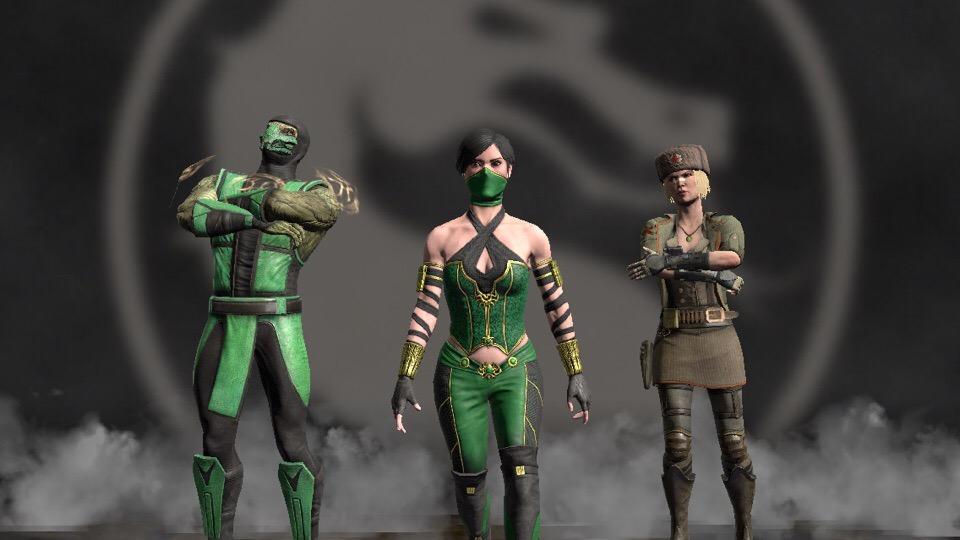 получить персонажа Mortal Kombat mobile