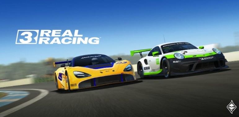 Обновление8.4.2 Real Racing 3