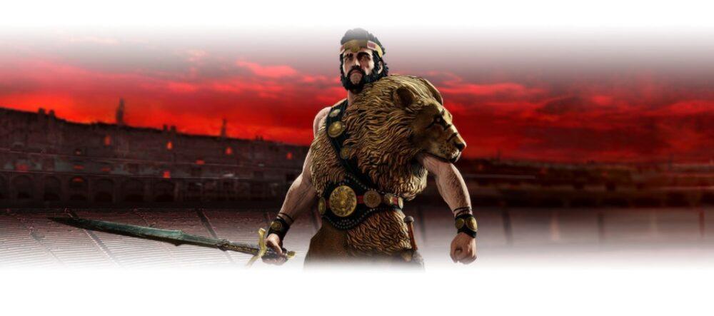 Геракл Dawn of Titans